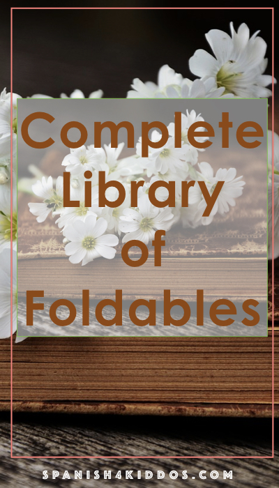 complete library of foldables