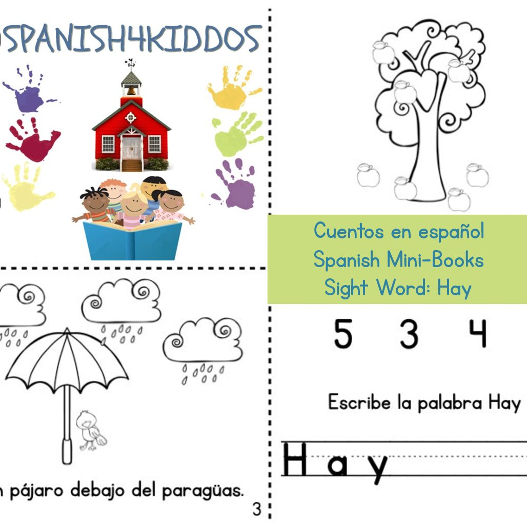Homepage Spanish4kiddos Educational Resources