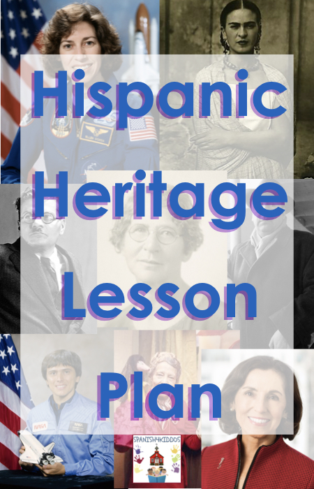 hispanic heritage lesson plan