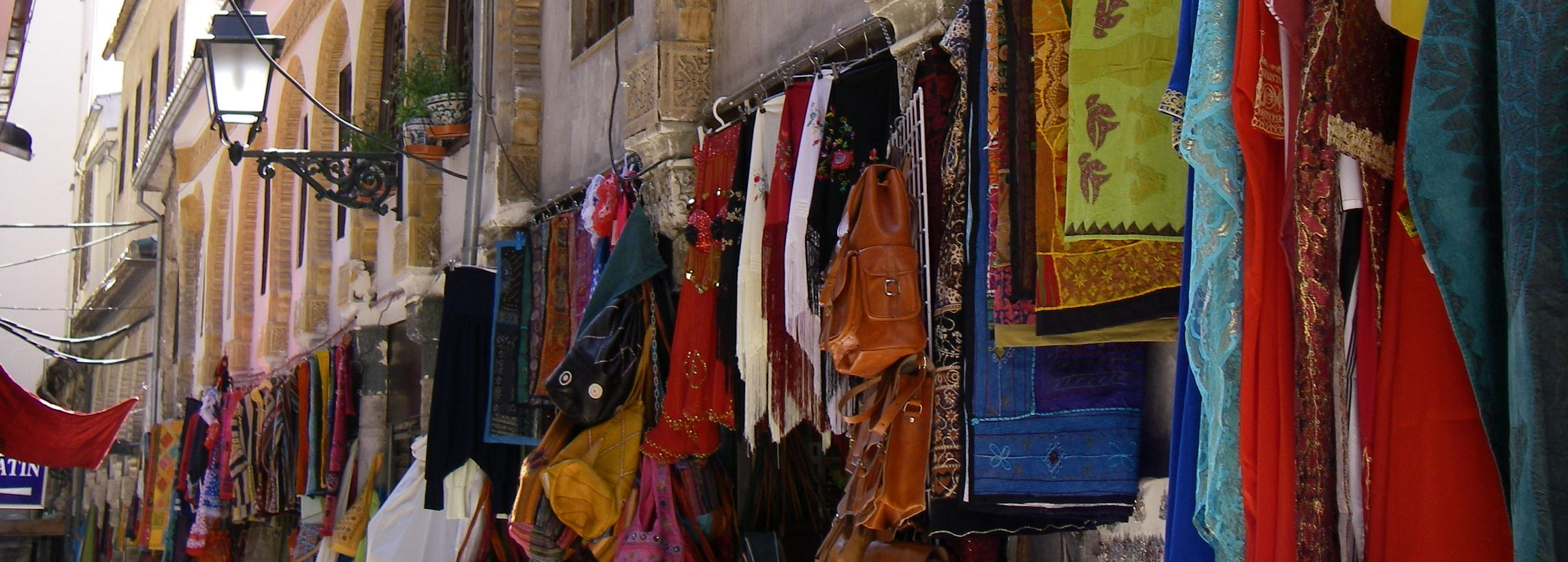 Clothing Market in Granada