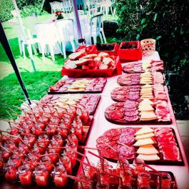 Paella & Tapas catering sep 2017 wedding catering