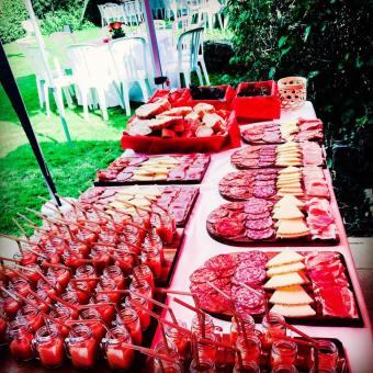 Paella & Tapas catering sep 2017 wedding catering