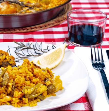 paella_wine
