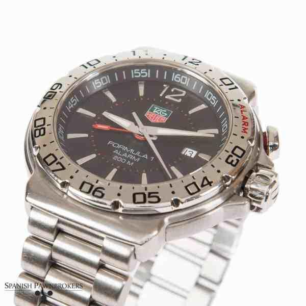TAG Heur Formula 1 Alarm 200m WAC111A