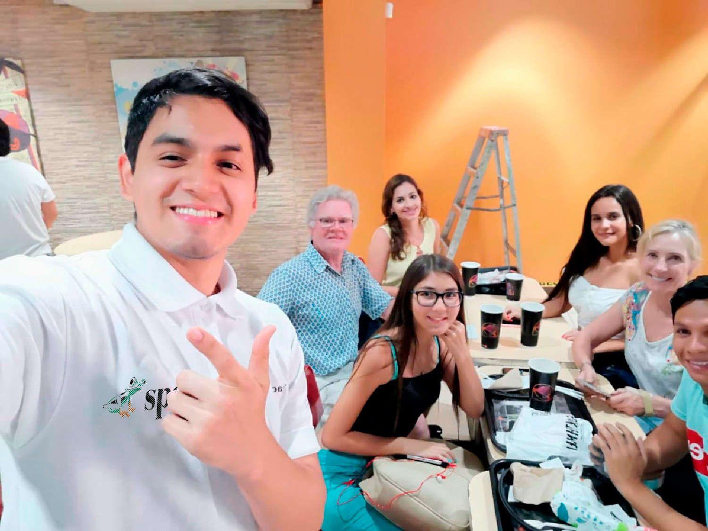 Spanish teacher in costa rica