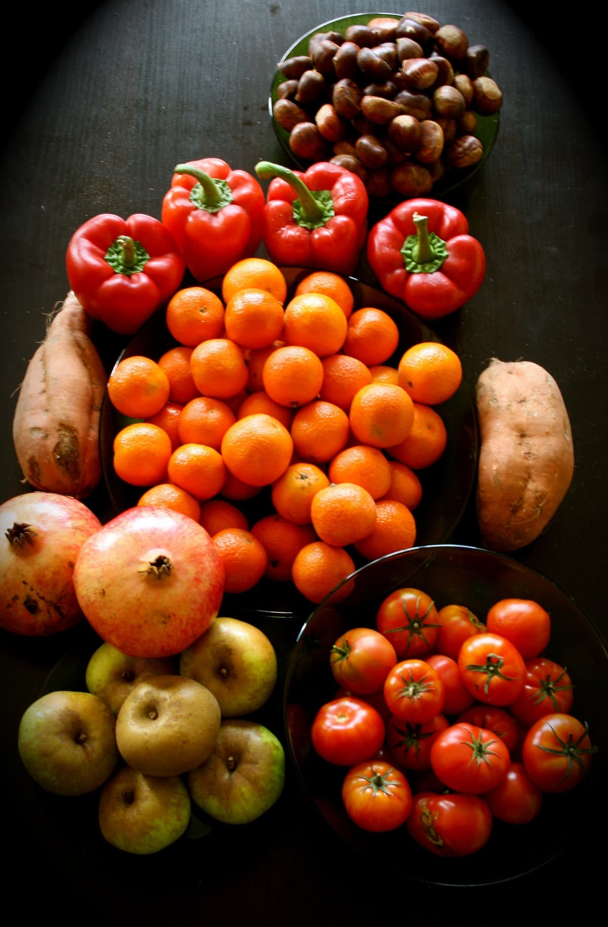 Spanish Fruits Vegetables