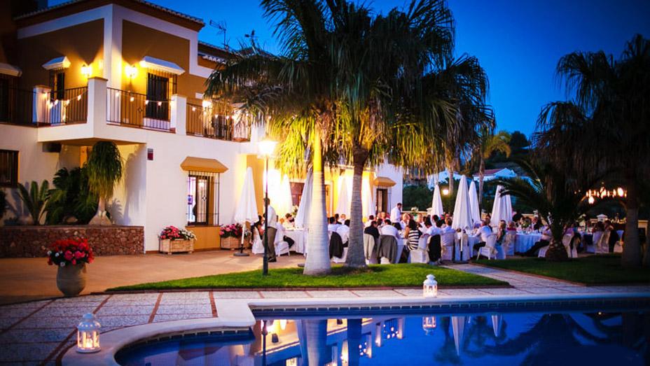 Cortijo Maria Luisa Wedding Venues In Malaga Nerja Spain