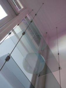 Glas, spiegelfolies, 2011