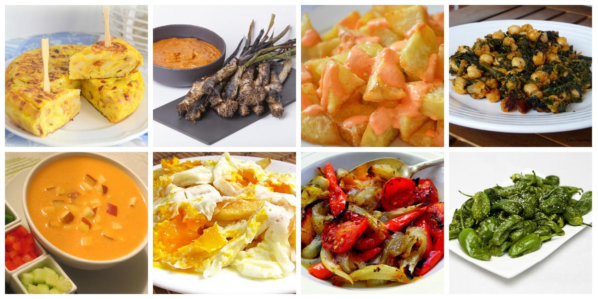 koude groente gerechten