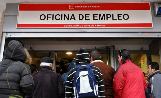 2016 Geëindigd Met 390.500 Werklozen Minder In Spanje