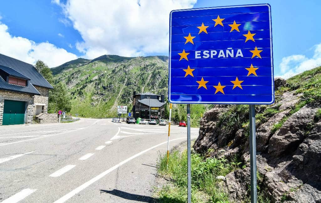 Grensovergangen met Frankrijk ondanks regionale lockdowns open in Spanje