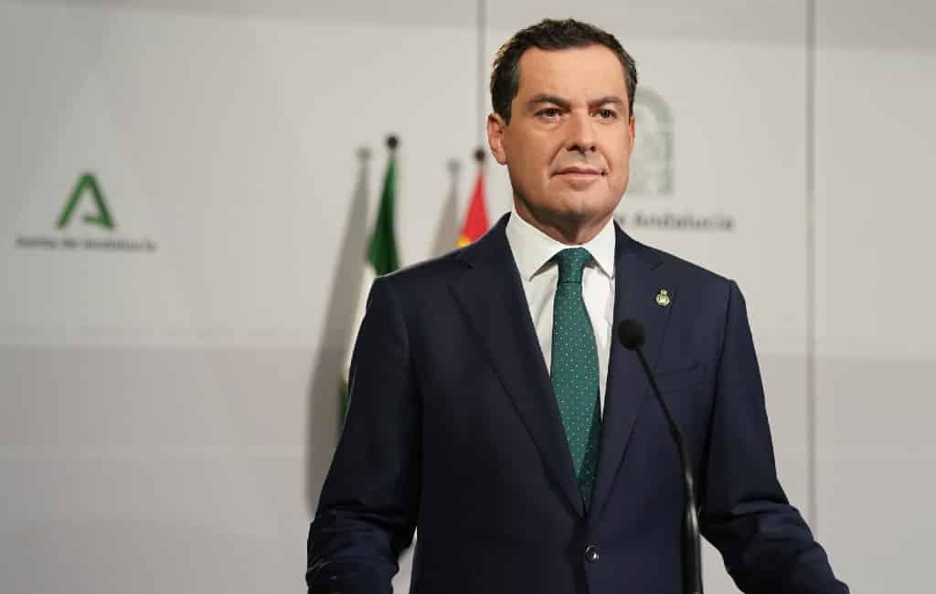 Andalusië als regio en 448 gemeenten tot 9 november in lockdown