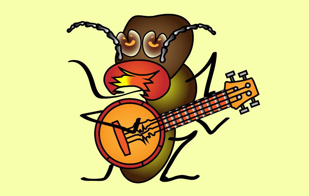 "Het Spaans ""La Cucaracha"" lied"