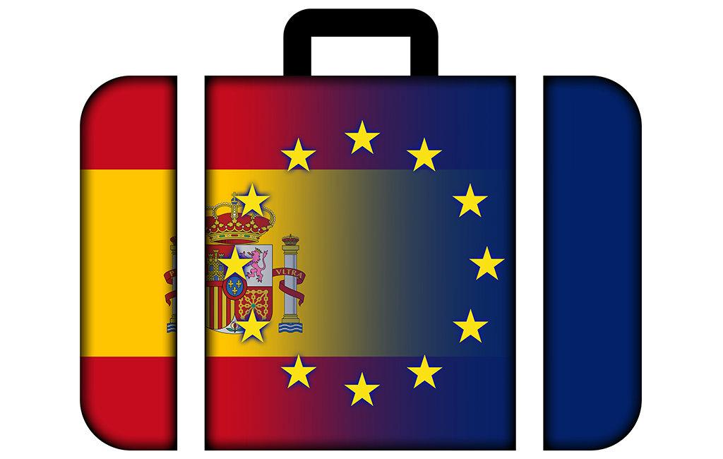 Wat mag meegenomen worden uit/naar Spanje