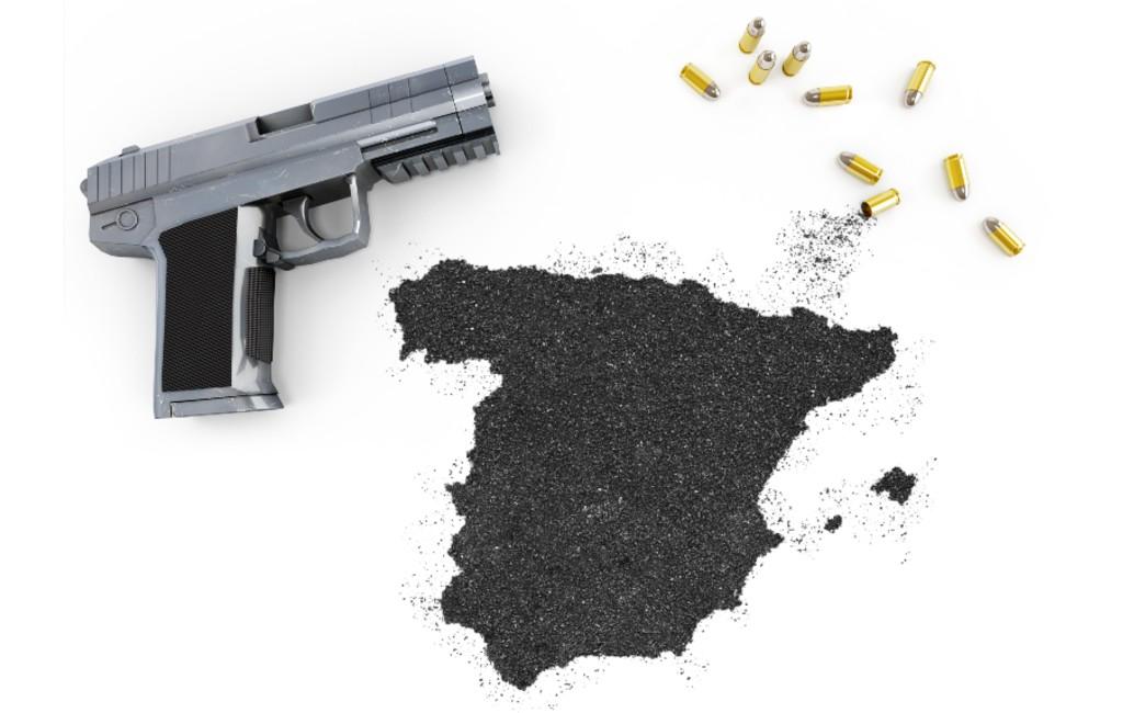 Vuurwapens en de wapenwet in Spanje