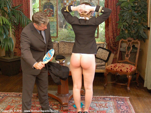 3 Spanked Ladies: Dani Daniels get a standing-up paddling