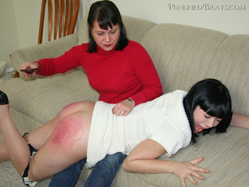 Nyssa Nevers & Veronica Bound in Nanny Paddle