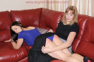 New spanking model Tindra