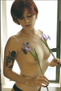 Ava Little's Bare Bottom Strapping