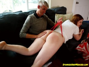 Spanked and Wedgied