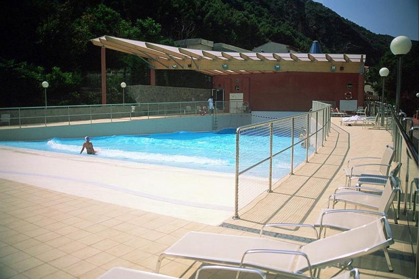 Parque termal Balneario Arnedillo