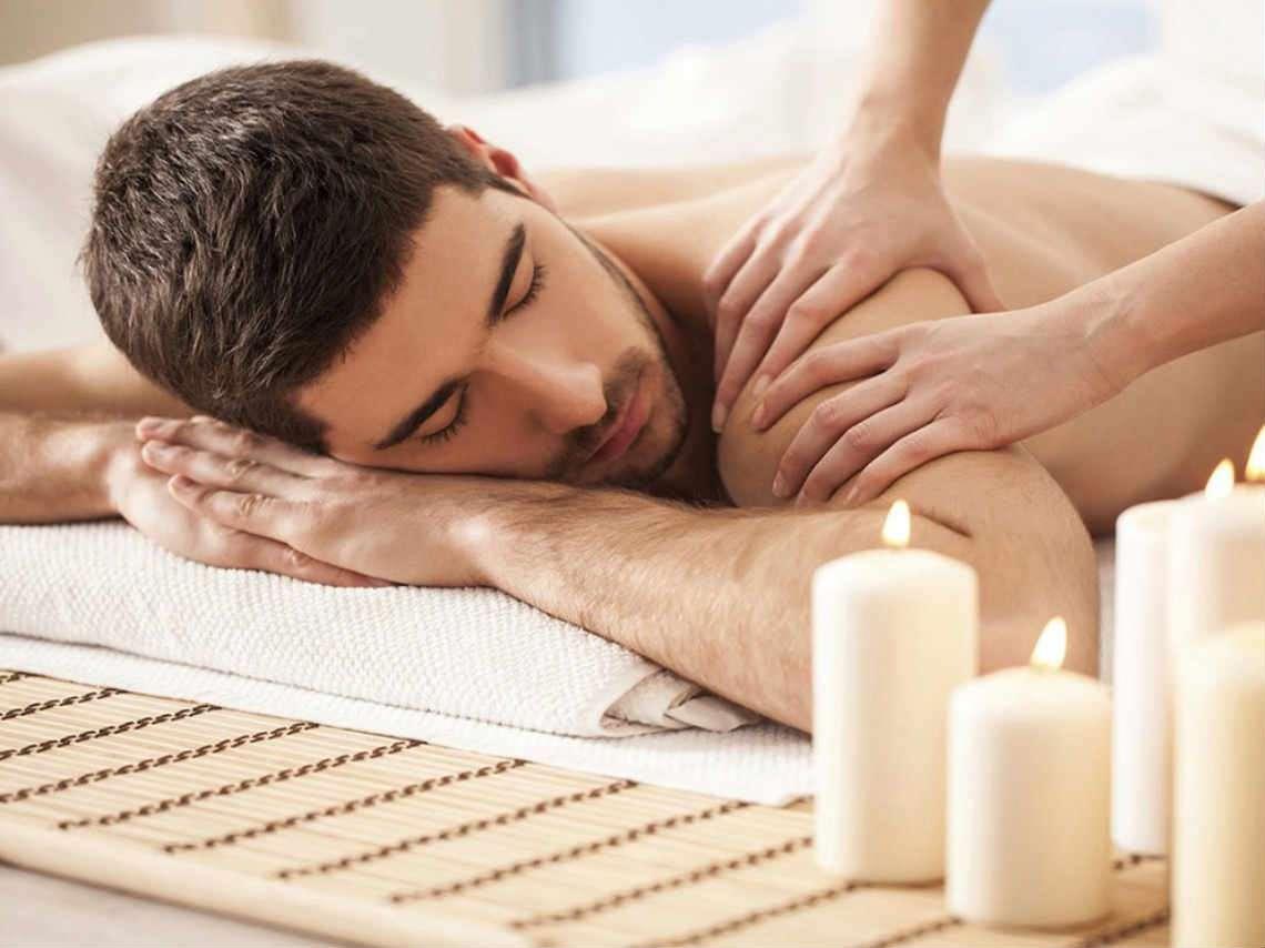 masajes solo para hombres