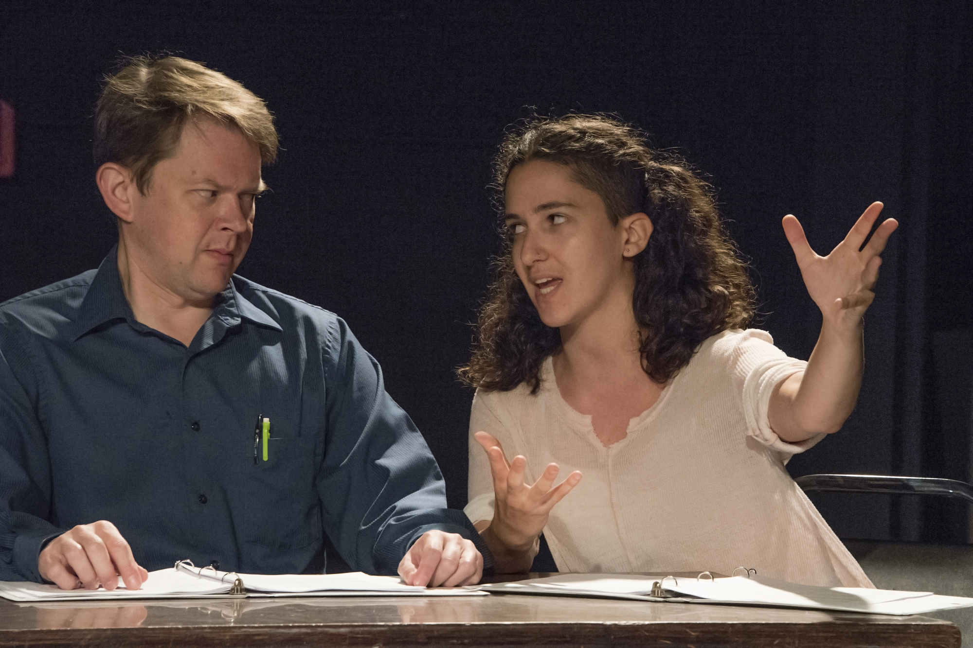 New Voices for the Theater | SPARC