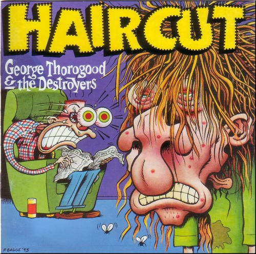 Haircut by Peter Bagge