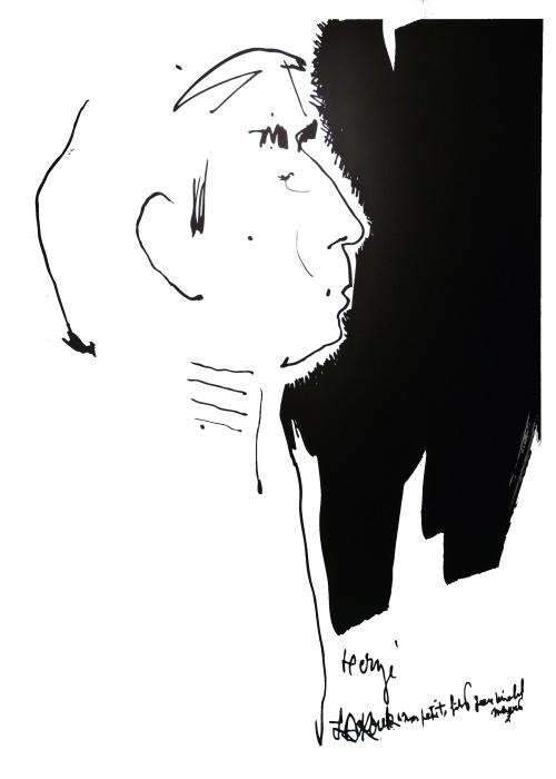 Herge, (c) Fonds Lucien De Roeck