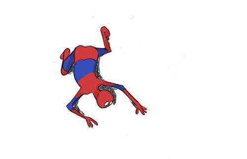 la-chute-de-spiderman-1