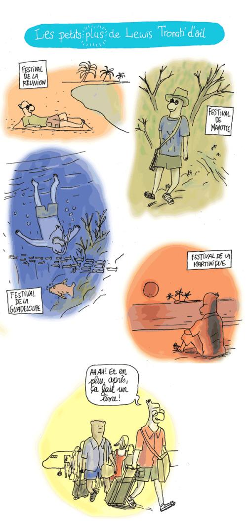 Les petits plus by Comix Pouf