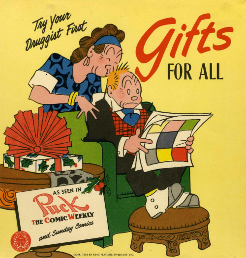 S_Bringing Up Father Store Display (King Features, 1951)_resize