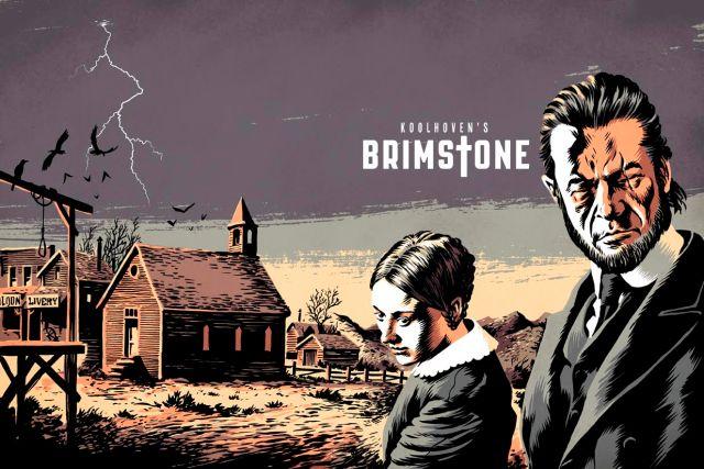 Erik Kriek's Brimstone