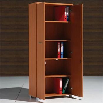 meuble haut 2 portes en bois l80cm