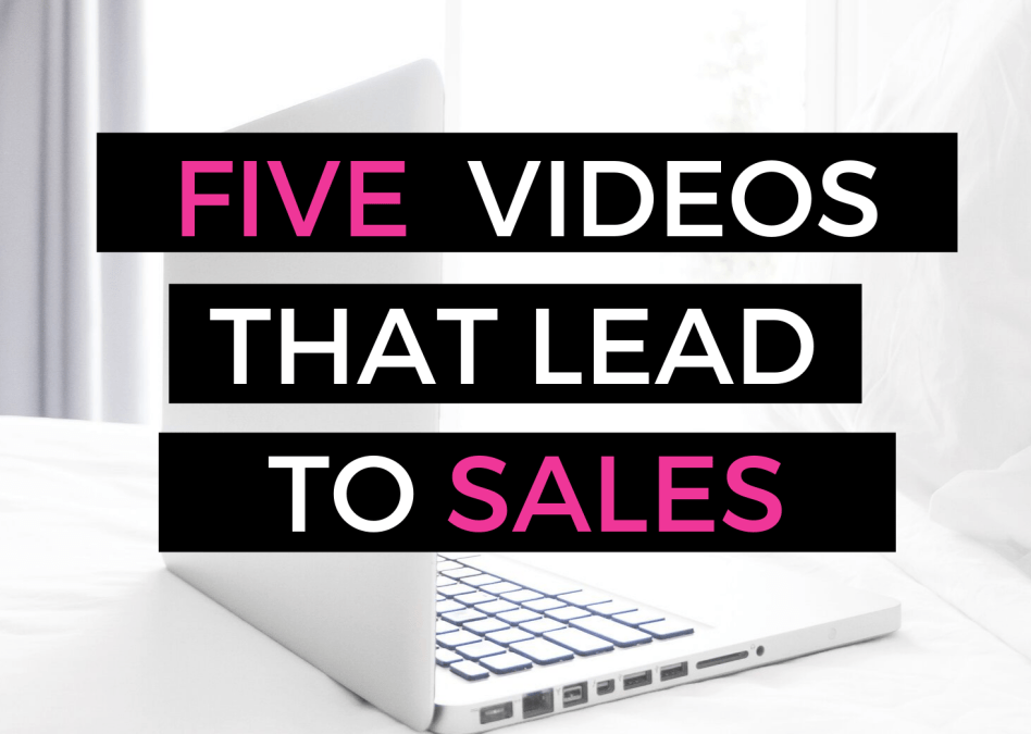 5 Videos That Lead To Sales From You Tube