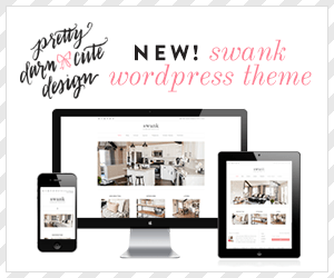 Swank Theme: Frame Your Content in Style