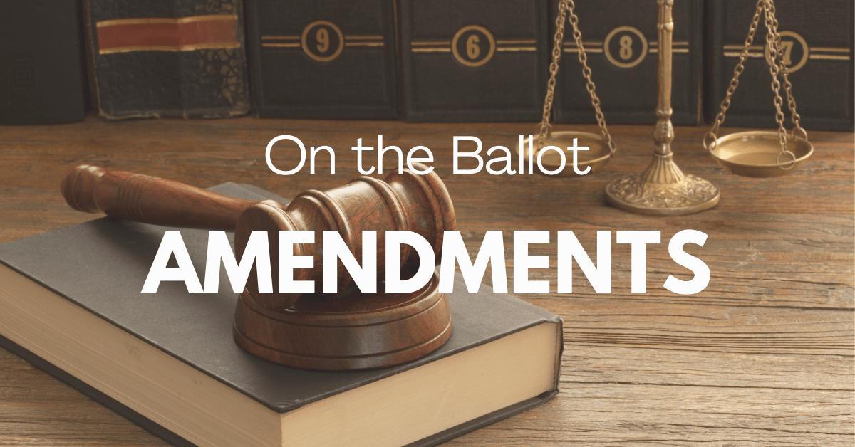 on the ballot Florida constitutional amendments