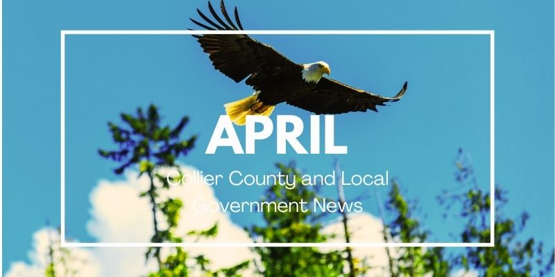 April 2020 Collier County Board of County Commissioner News