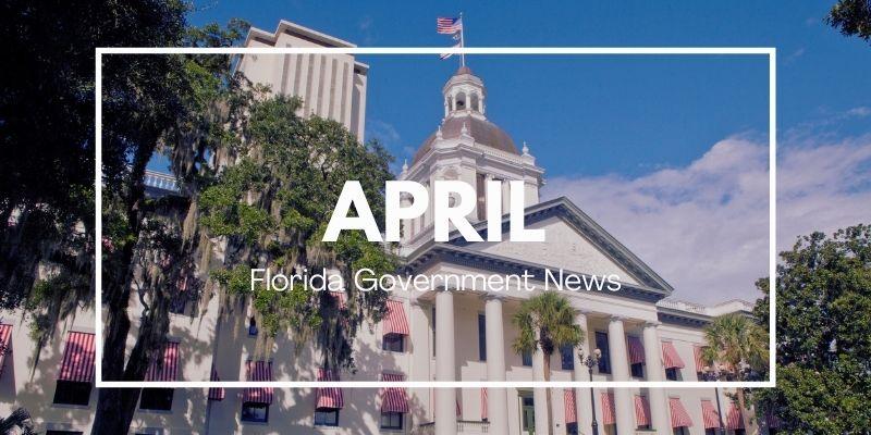 Florida Government News April 2021