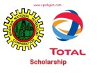 2019/2020 NNPC/Total Scholarship List of Shortlisted Candidates, Exam/Interview Date and Venue is out -Check Here