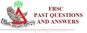 FRSC Past Questions & Answers