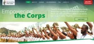 NYSC Empower The Corps Loan Programme