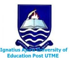 IAUE 2020/2021 Post UTME/DE Registration Form is out- Register Now iauoe.edu.ng