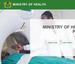 Apply for Ghana Ministry of Health Recruitment 2020/2021 – hr.moh.gov.gh
