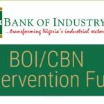 BOI CBN Intervention Fund