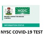 NYSC COVID-19 Test Form