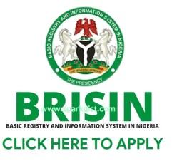 brisin recruitment job application