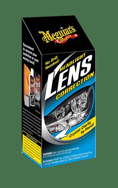 Meguiars G3700 Headlight Lens Correction System