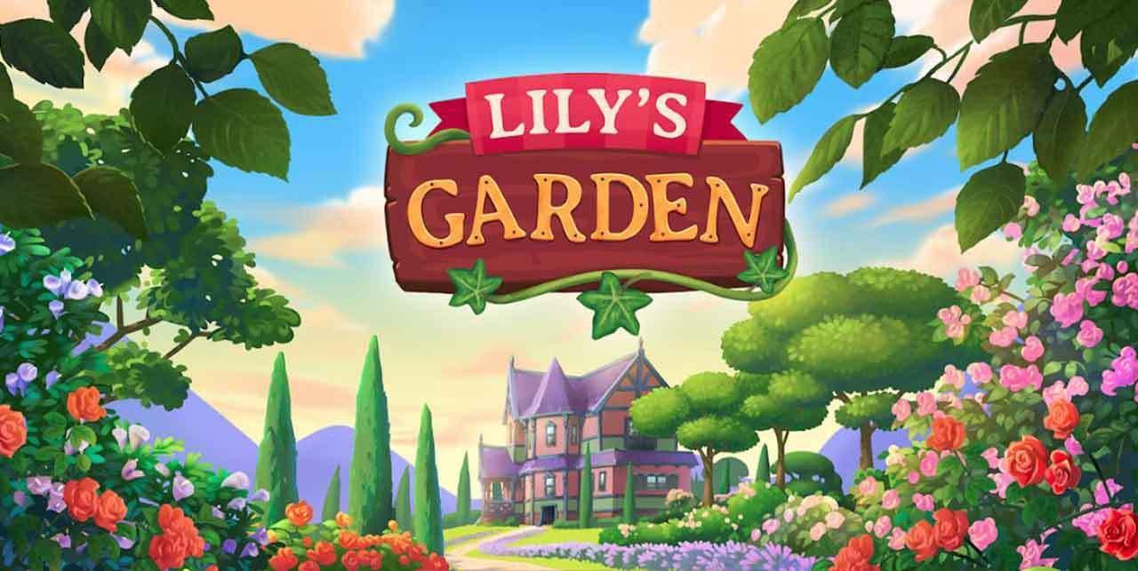 Lily's Garden v1.37.0 [Mod] APK [Latest] Apk