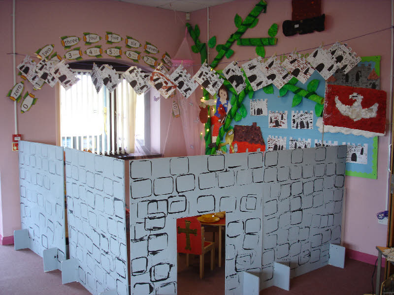 Castle Role Play Area Classroom Display Photo Photo